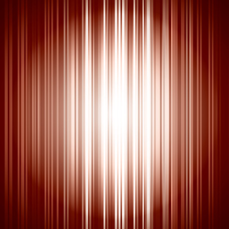 Red Vector Background with Shiny Stripes.