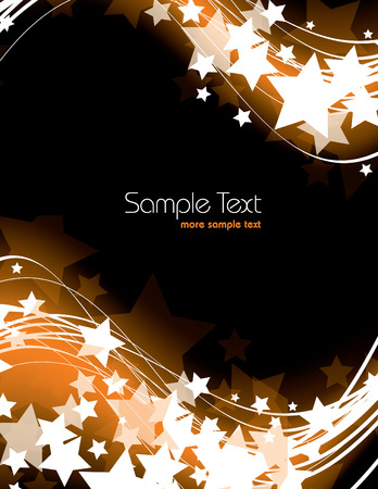 abstract background vector: Abstract Vector Background. Illustration
