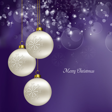 greeting christmas: Christmas Background. Greeting Card. Illustration