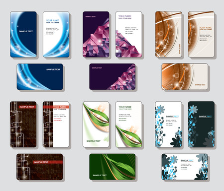 business cards: Business Cards. .