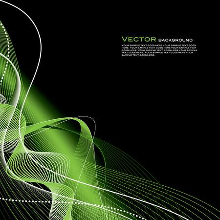 verde: Antecedentes del vector. Formato.