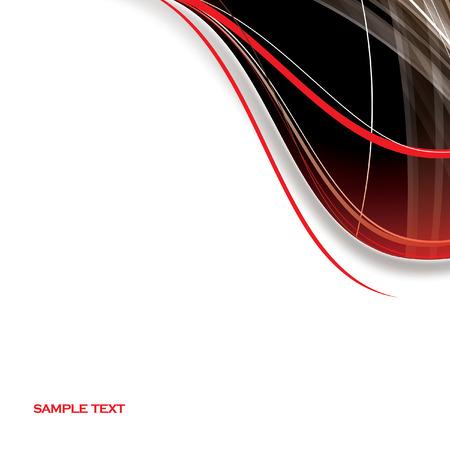 fondo rojo: Antecedentes del vector. Ilustración eps10.
