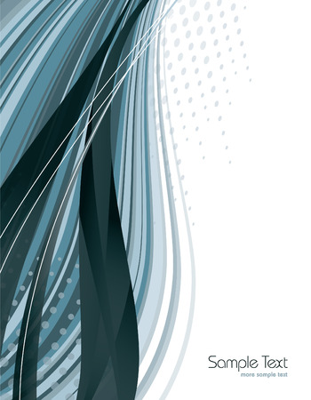 silver background: Silver Vector Background. Illustration