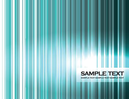 shiny background: Abstract Background. Turquoise Shiny Stripes.