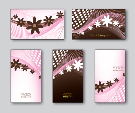 Vector Templates for Business Card.