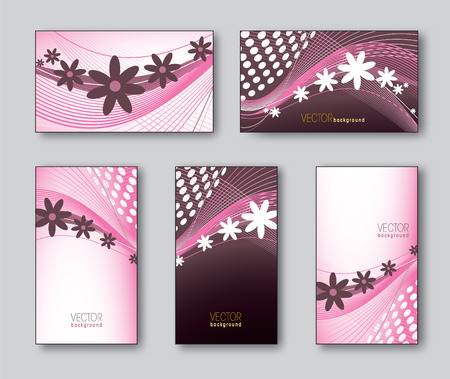 florish: Vector Templates for Business Card.