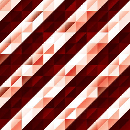 jammed: Abstract Vector Background. Geometric Shiny Illustration.