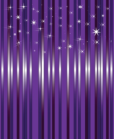 dark background with stars and being shone lines