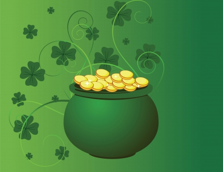 picture by St  Patrick Stock Vector - 17881780