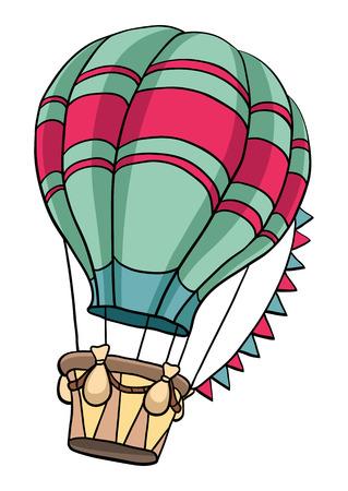 Ballon à air chaud  Banque d'images - 37624808