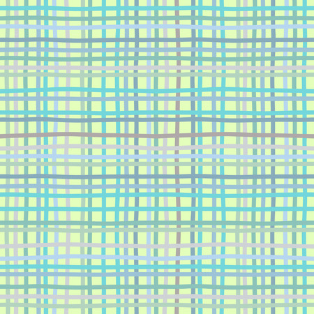 flax: Burlap sack fabric canvas linen flax scrim cloth textile material texture background, vector illustration