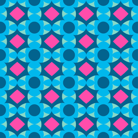Ornamental seamless pattern. Vector background. Vector