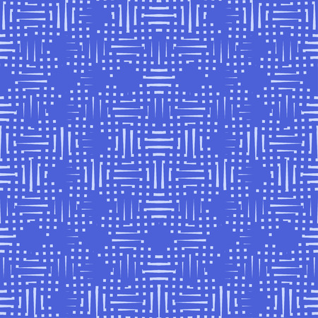 classic contrast: Seamless geometric pattern. Can be used in textiles for book design website background.
