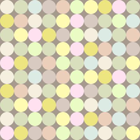 patron de circulos: circles pattern