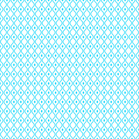 abstract waves: Seamless abstract pattern with waves