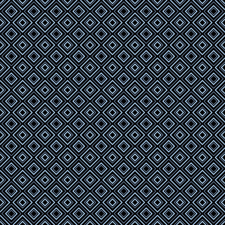 repetition: Abstract geometric diamond shape seamless pattern vector