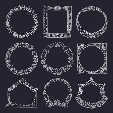 calligraph: frames