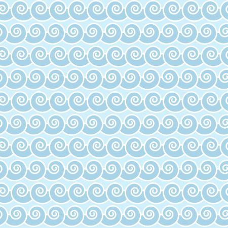 abstract waves: Vector seamless abstract pattern, waves