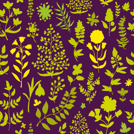 date palm: Floral seamless pattern.Seamless pattern can be used for wallpaper, pattern fills, web page background, surface textures.