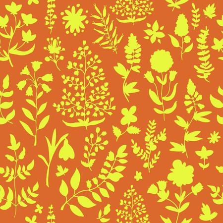 dattelpalme: Floral seamless pattern. Nahtlose Muster kann f�r Tapeten, Muster f�llt, Web-Seite Hintergrund, Oberfl�chenstrukturen.