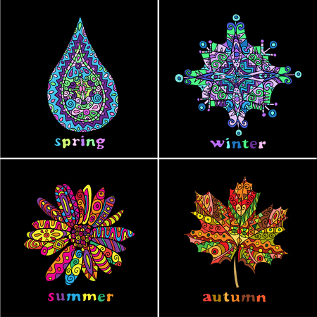 the seasons: four seasons