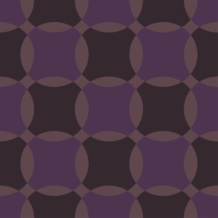 bleak: Abstract geometric circles seamless pattern. Can be used for wallpaper, pattern fills, web page background, surface textures Illustration
