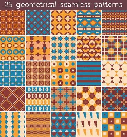 tilting: 25 seamless pattern. Vector seamless pattern. Endless texture can be used for printing onto fabric, paper or scrap booking, wallpaper, pattern fills, web page background, surface texture.