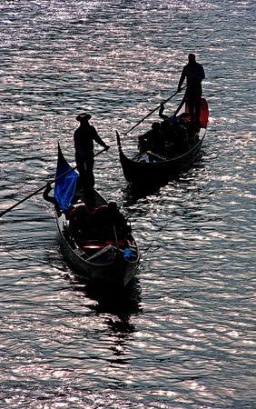 conveys: Nothing conveys the romance of Venice like a gondola.