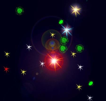 Brújula constelación Pyxis