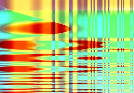 Wave, la textura surrealista para el fondo