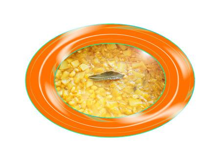 soya bean: Soja fabada. Composici�n.