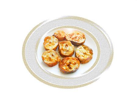 Pan francés al horno