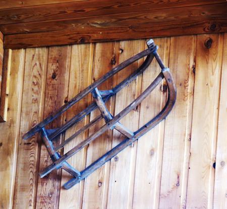 memorabilia: memorabilia sled