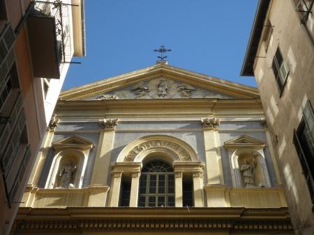 catholicity: church Stock Photo