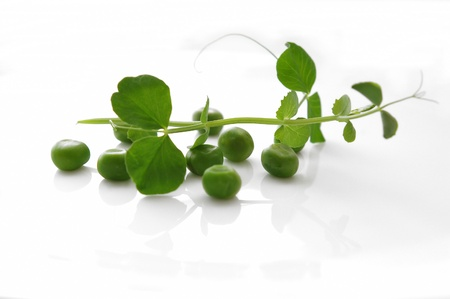 Sprout peas
