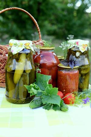preserves: Homemade preserves
