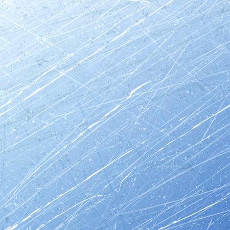 Textures blue ice.