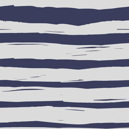 seamless striped pattern in Zebra coloring is drawn by hand with rough lines