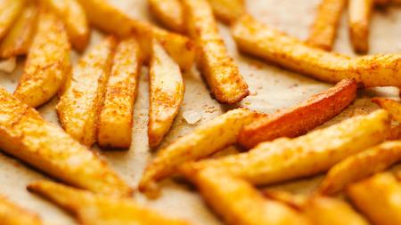 oven potatoes: Homemade, oven baked potatoes