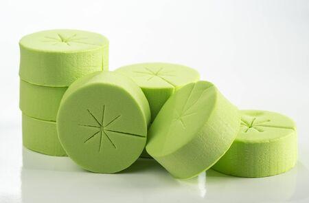 green foam cloning collars for hidroponics and aeroponics