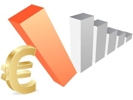 euro evolution  Stock Vector - 10287652