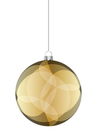 crystalline: christmas globe