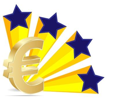 european stars Illustration