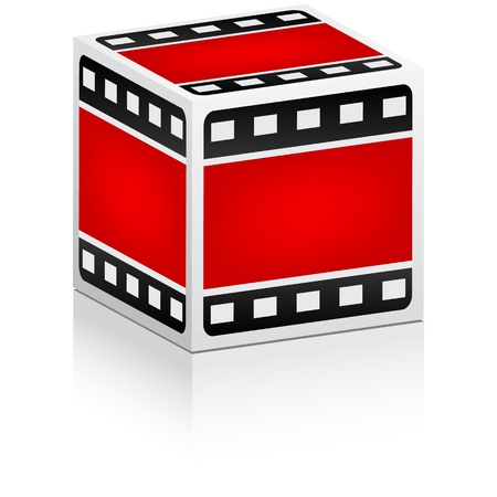 movie camera icon  Vector