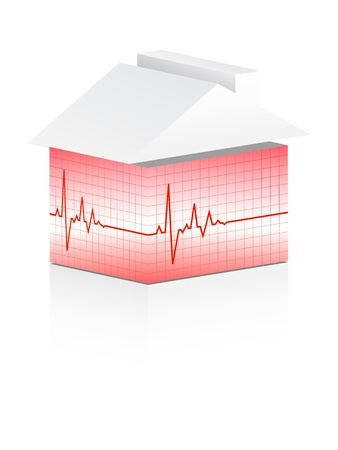 hospital Stock Vector - 10287740