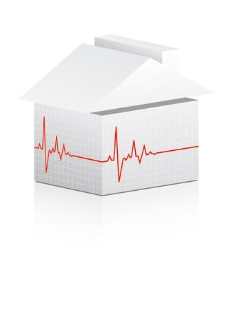 hospital Stock Vector - 10287732
