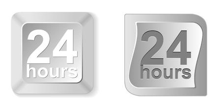 twenty four hours: twenty four hours