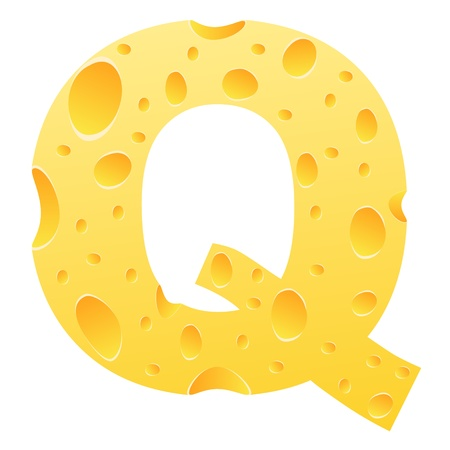 parmigiano: lettera q