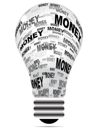 business idea Stock Vector - 10288450