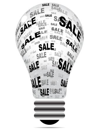 sales idea Stock Vector - 10288492